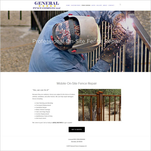 General Fence Company